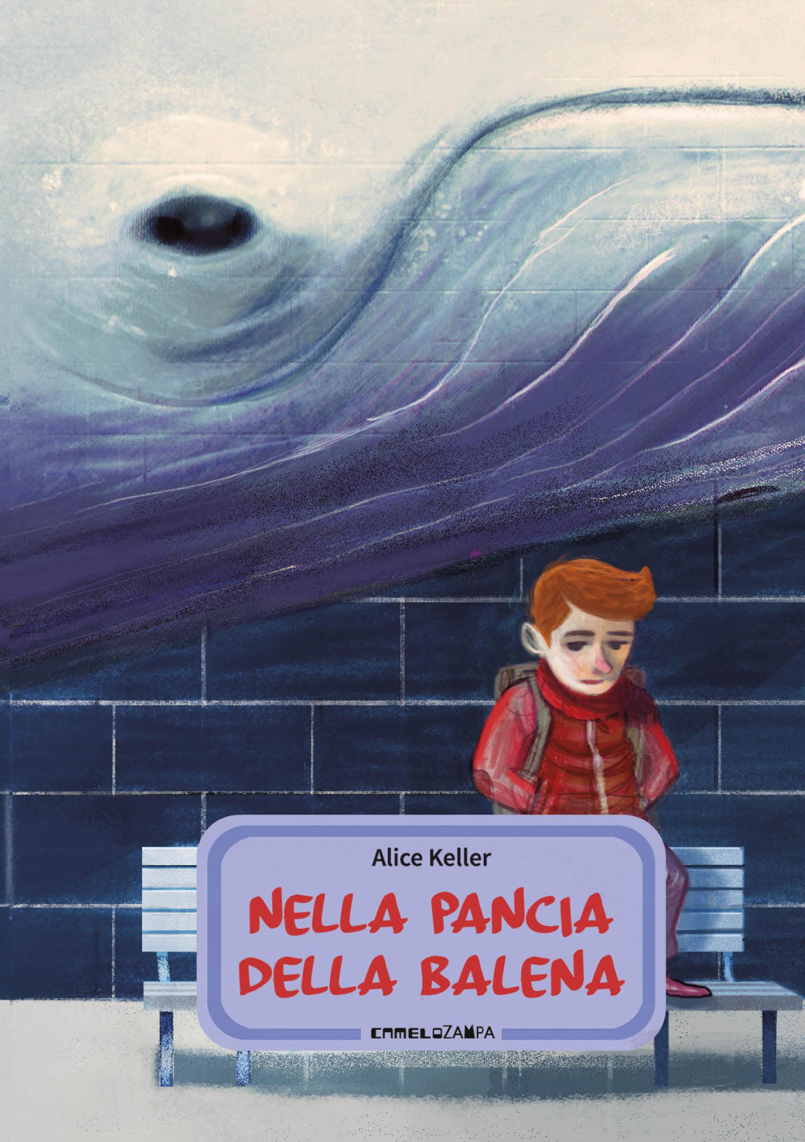 Nella pancia della balena - Casa Editrice Camelozampa