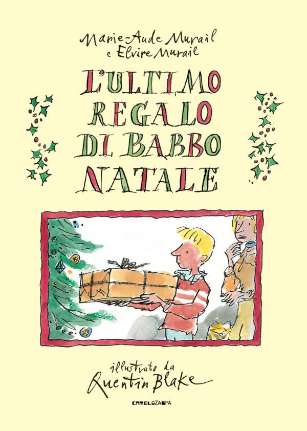 copertina L'ultimo regalo di Babbo Natale